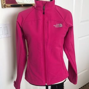The North Face zip up ladies jacket TNF Apex
